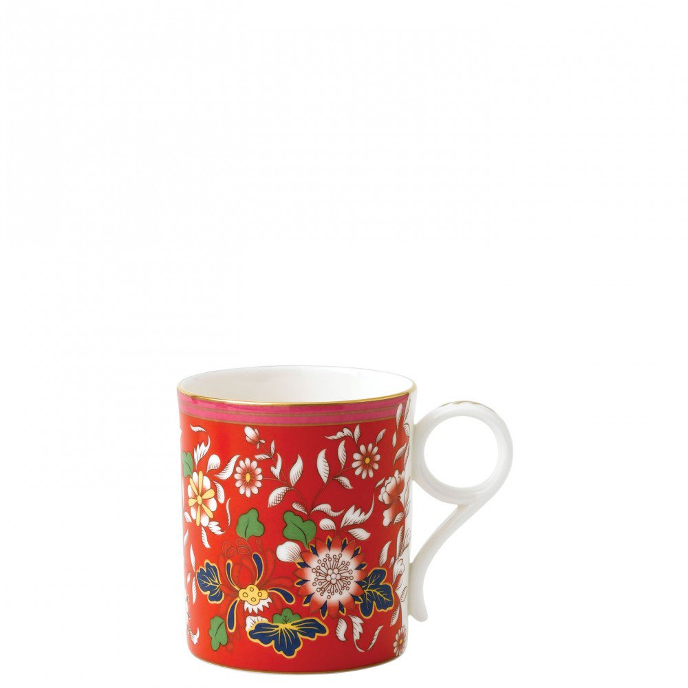Wonderlust Crimson Jewel Mug Small