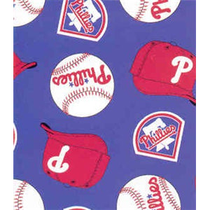 Anti-Pill Philadelphia Phillies Fleece F371