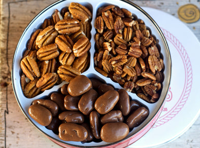 3-Way Sugar-Free/Low-Carb Pecan Assortment