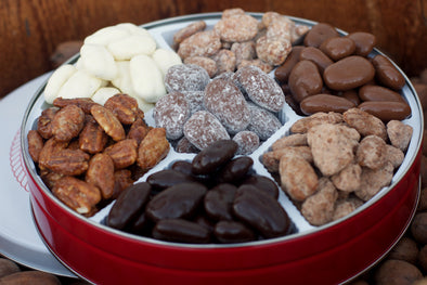 7-Way Pecan Assorted Sampler - A Texas Favorite