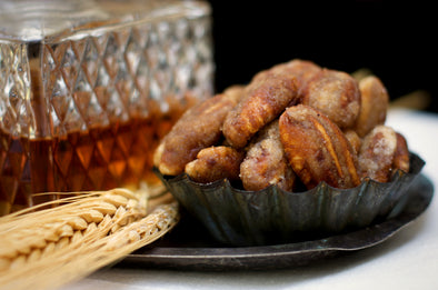 Texas Whiskey Pecans