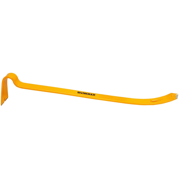DeWalt DWHT55528 Double Ended, Flat Pry Bar 21 In L, Spring Steel