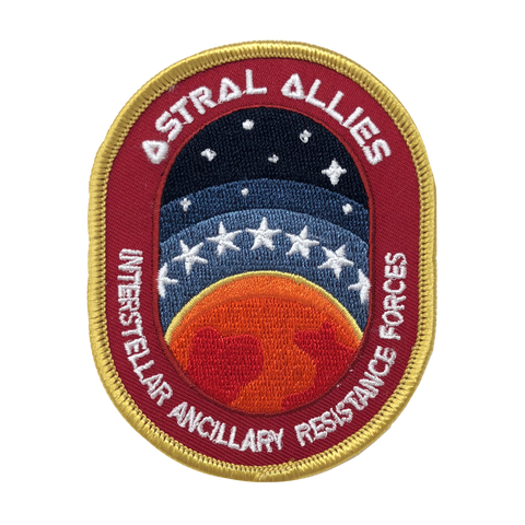 Astral Allies Patch
