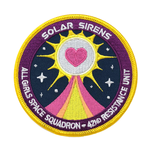 Solar Sirens Patch