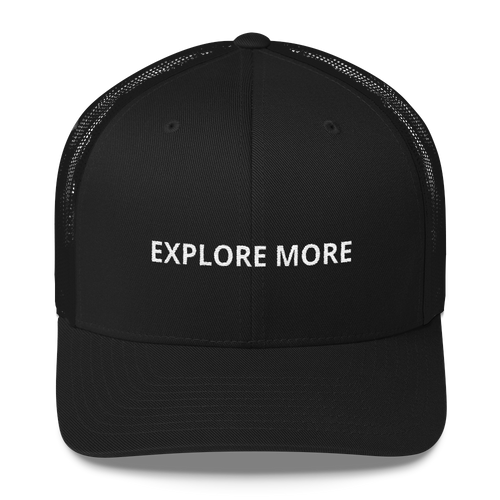 Explore More Retro Trucker Cap