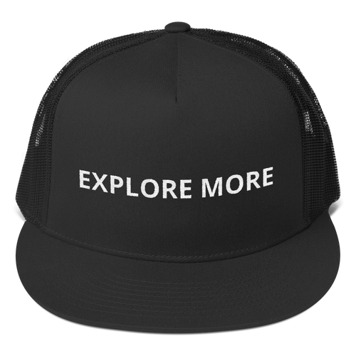 Explore More Trucker Cap