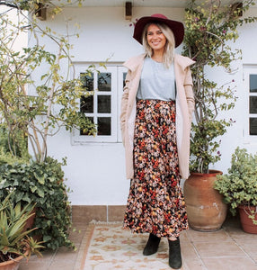 Boho style in winter: tips and tricks