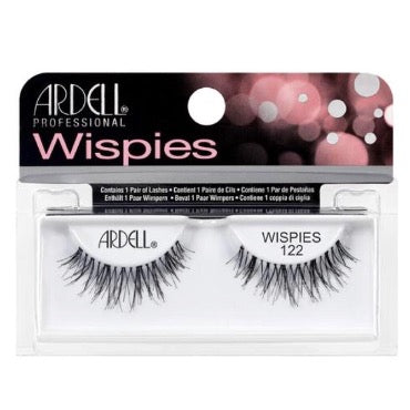 Ardell Wispies Lashes Black 122