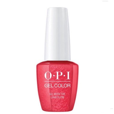 OPI GelColor - Go With The Lava Flow 15 ml