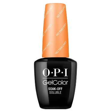 OPI GelColor - No Tan Lines 15 ml