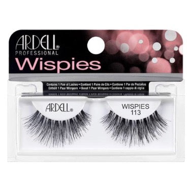 Ardell Wispies Lashes Black 113