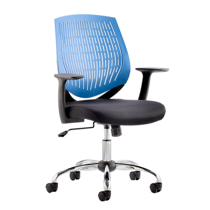 Dynamic Dura Office Chair Blue