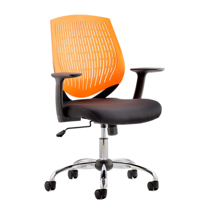 Dynamic Dura Office Chair Orange
