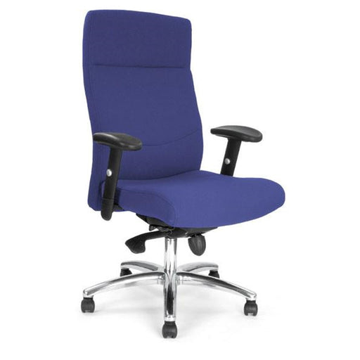 SAVAGE High Back Managers Office Chair - Fabric