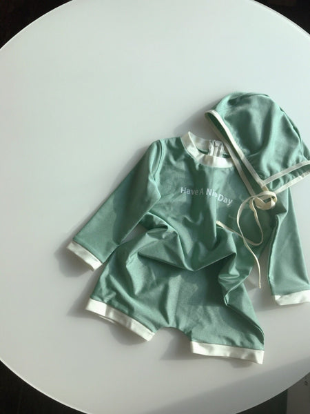 Nice Day Swimsuit, Mint