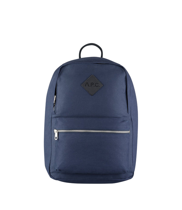 Sadie backpack - IAK - Dark navy blue