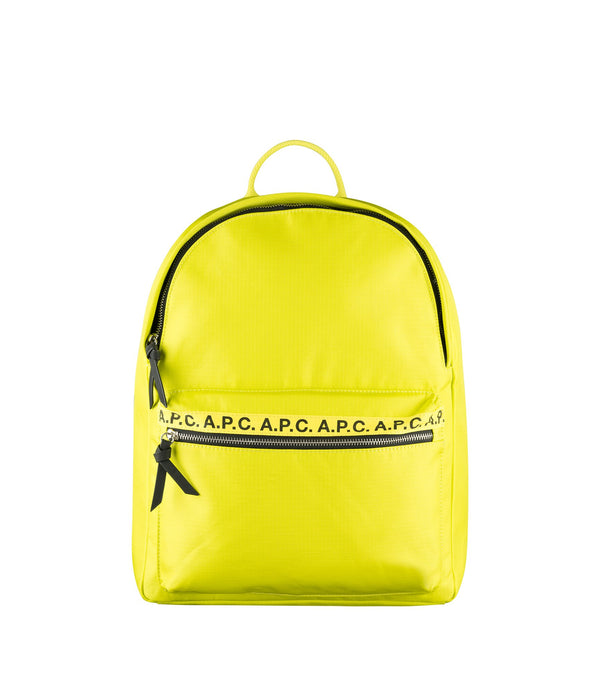 Marc backpack - DAM - Fluorescent yellow