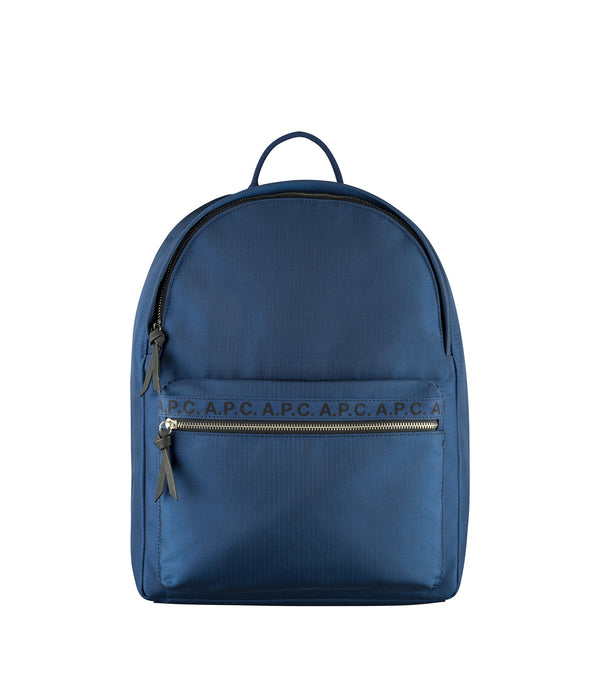 Marc backpack - IAJ - Navy blue