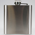 'Holy Water' Hip Flask