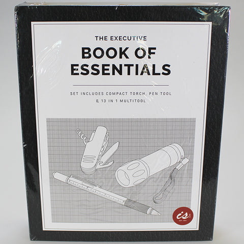 The Executive Book of Essentials
