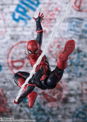 【已截訂】Bandai S.H.Figuarts Spider Man Upgrade Suit (Spider-Man Far From Home) Action Figure