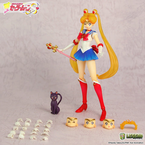 【現貨】Legend Studio Sailor Moon Tsukino Usagi Action Figure