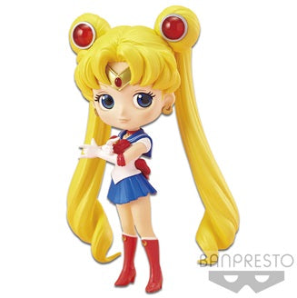 【已截訂】Banpresto Sailor Moon Pretty Guardian Sailor Moon Q Posket-Sailor Moon- PVC Figure [再販]
