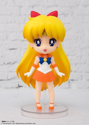 【已截訂】Bandai Figuarts Mini Sailor Venus PVC Figure