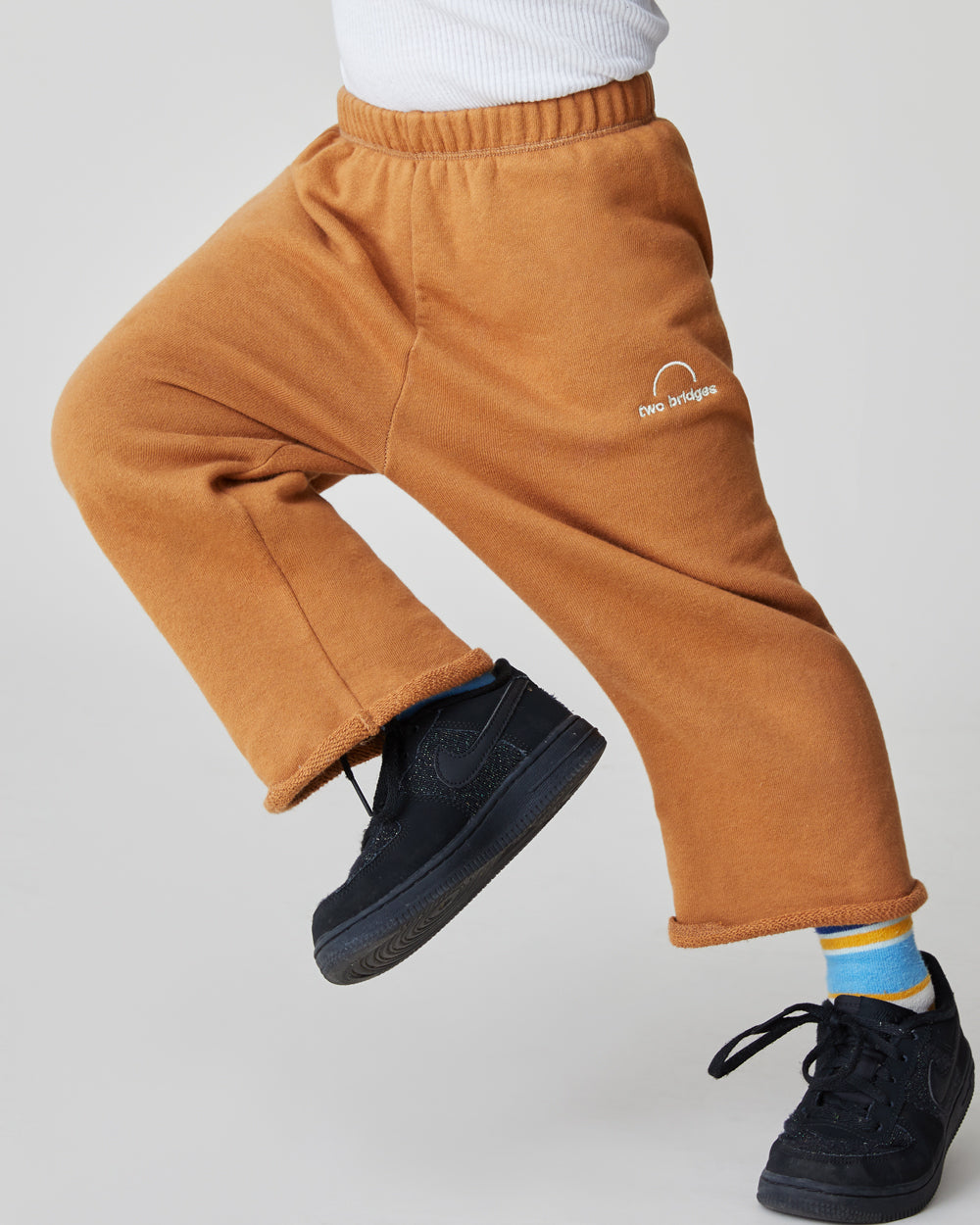 Ollie Sweatpants in Camel
