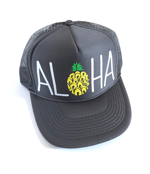Aloha Screen Charcoal