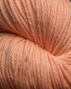 Jagger Spun - Super Lamb - Worsted Yarn - Apricot - Indigo Chase Specialties