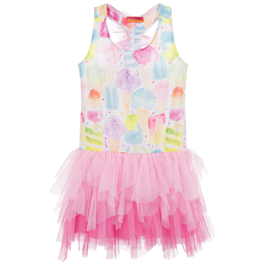 Kate Mack Ice Cream Social Tutu Dress