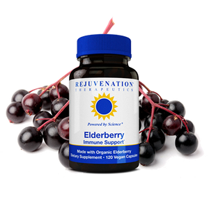 Organic Elderberry Extract