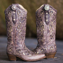 Crazy Horse Shoe Boot Jewelry