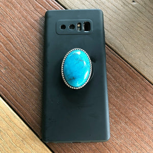 Totally Turquoise Phone Popper