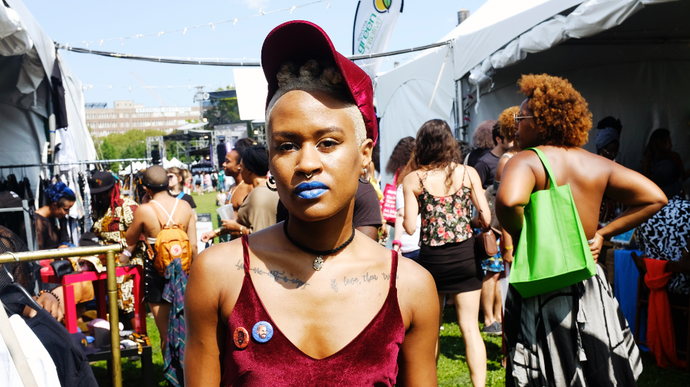 FORGING ON FEARLESSLY @ AFROPUNK BROOKLYN