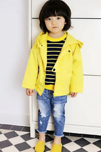Boy hooded Jacket