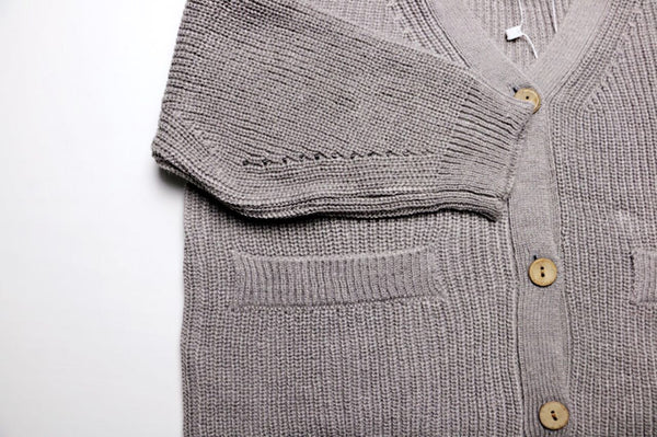 Sophie Cardigan, Grey