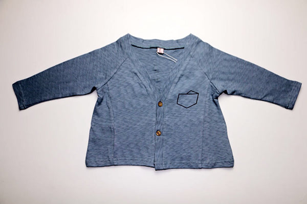 Addison Cardigan,Unisex,Blue