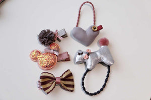 Girls Hair Accessories-Victoria