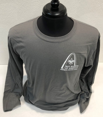 Long Sleeve Shirt - GSLAC - Gray