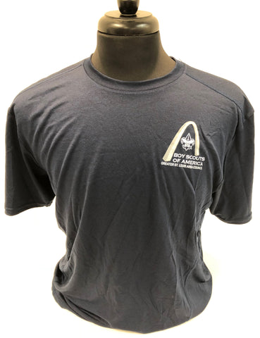 Tech Performance T-Shirt - GSLAC Arch Logo