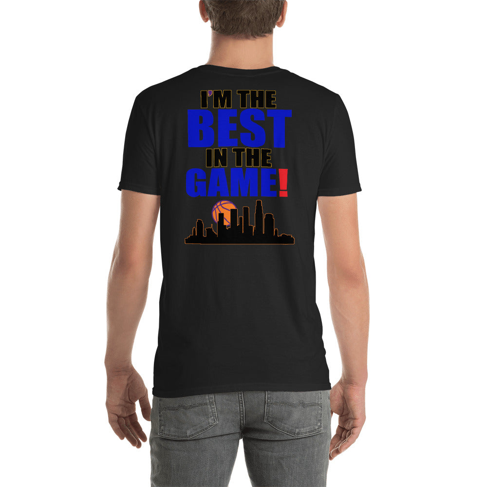 Best in the Game T-shirt