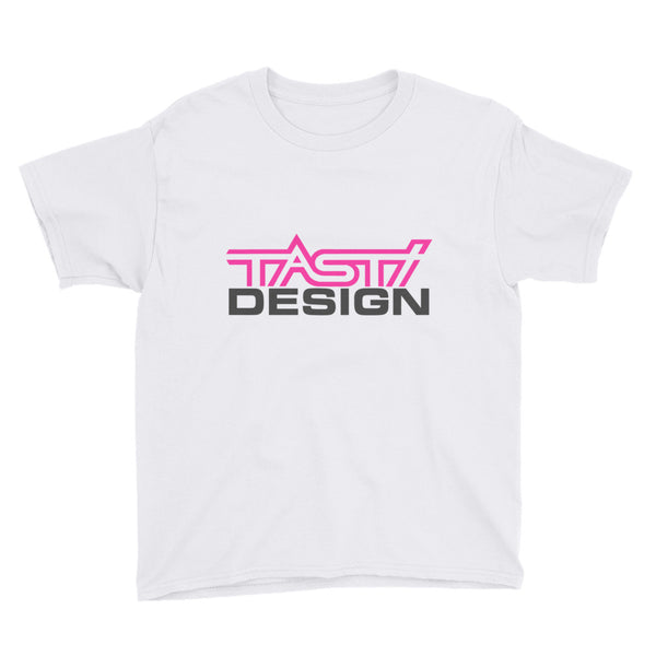 TASTI Design Youth Short Sleeve T-Shirt (Unisex)