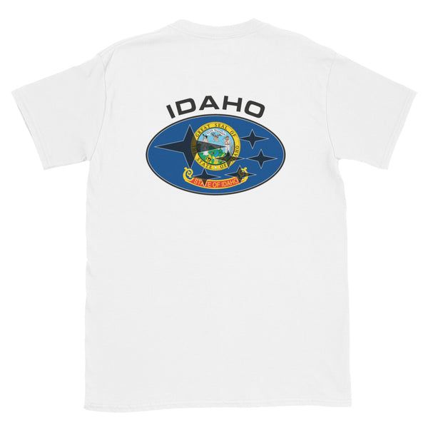 Idaho Subaru Flag T-Shirt