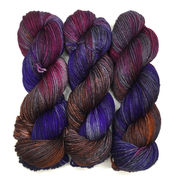 Sugarplum Playtime Worsted