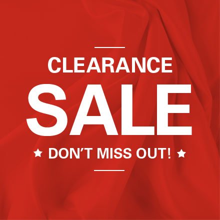 Clearance & Sale Items InStock