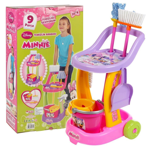 Dede Minnie Cleaning Trolley