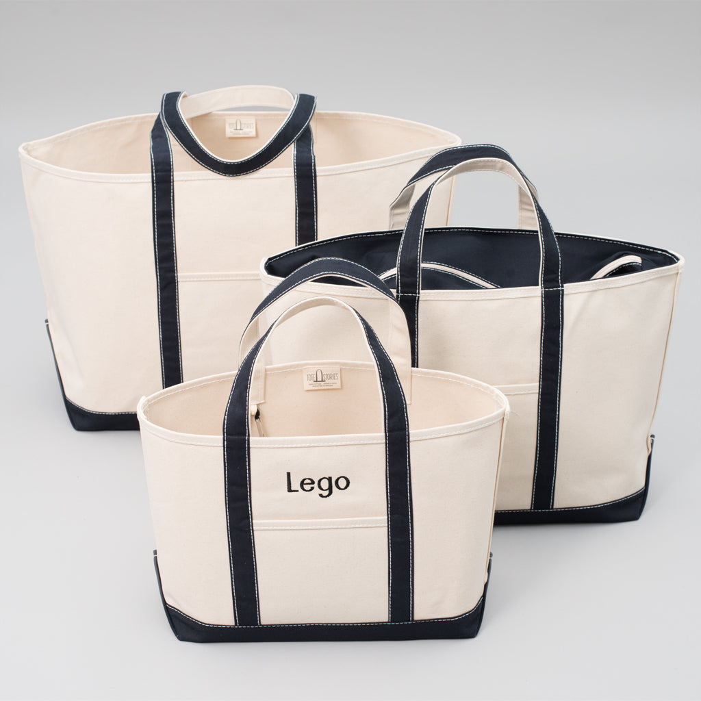 Classic Tote Bag - Calcutta Black - Sizes