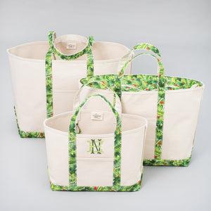 Limited Tote Bag - Palm Kradan Coconut - Sizes